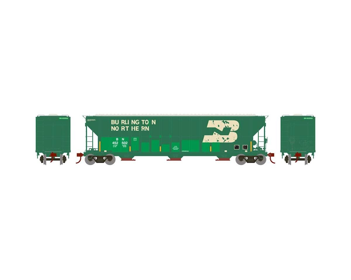 Athearn HO RTR FMC 4700 Covered Hopper, BN #452502