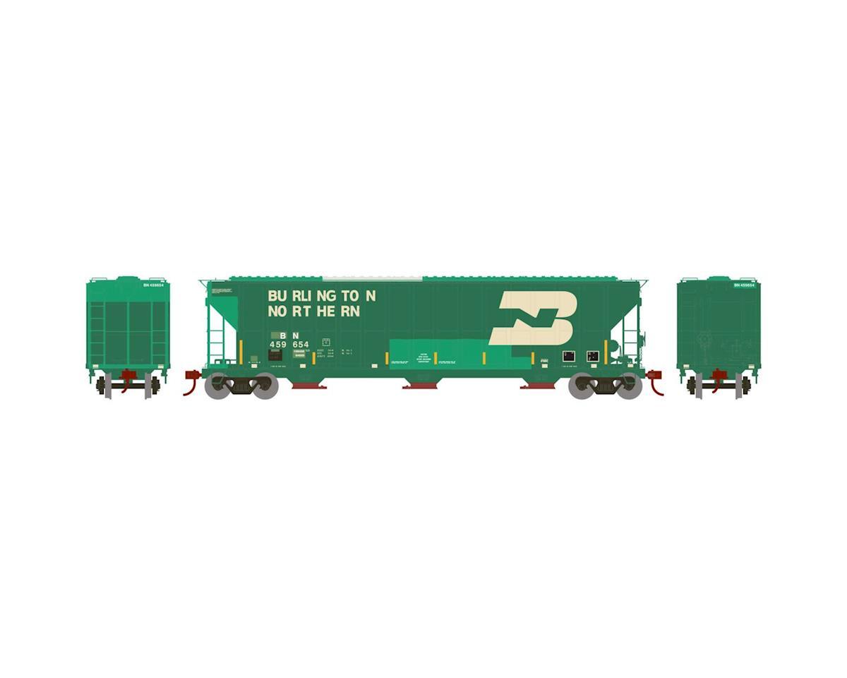 Athearn HO RTR FMC 4700 Covered Hopper, BN #459654