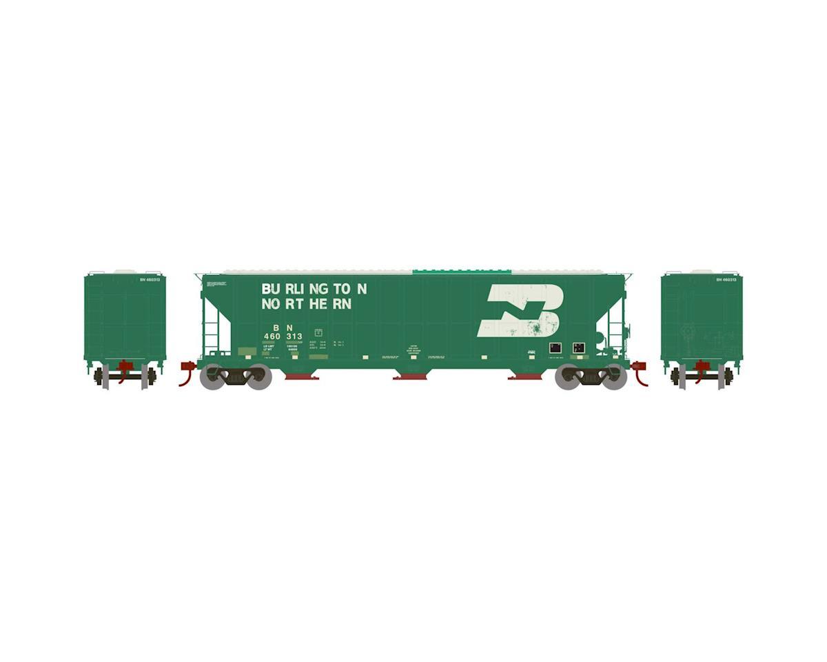 Athearn HO RTR FMC 4700 Covered Hopper, BN #460313