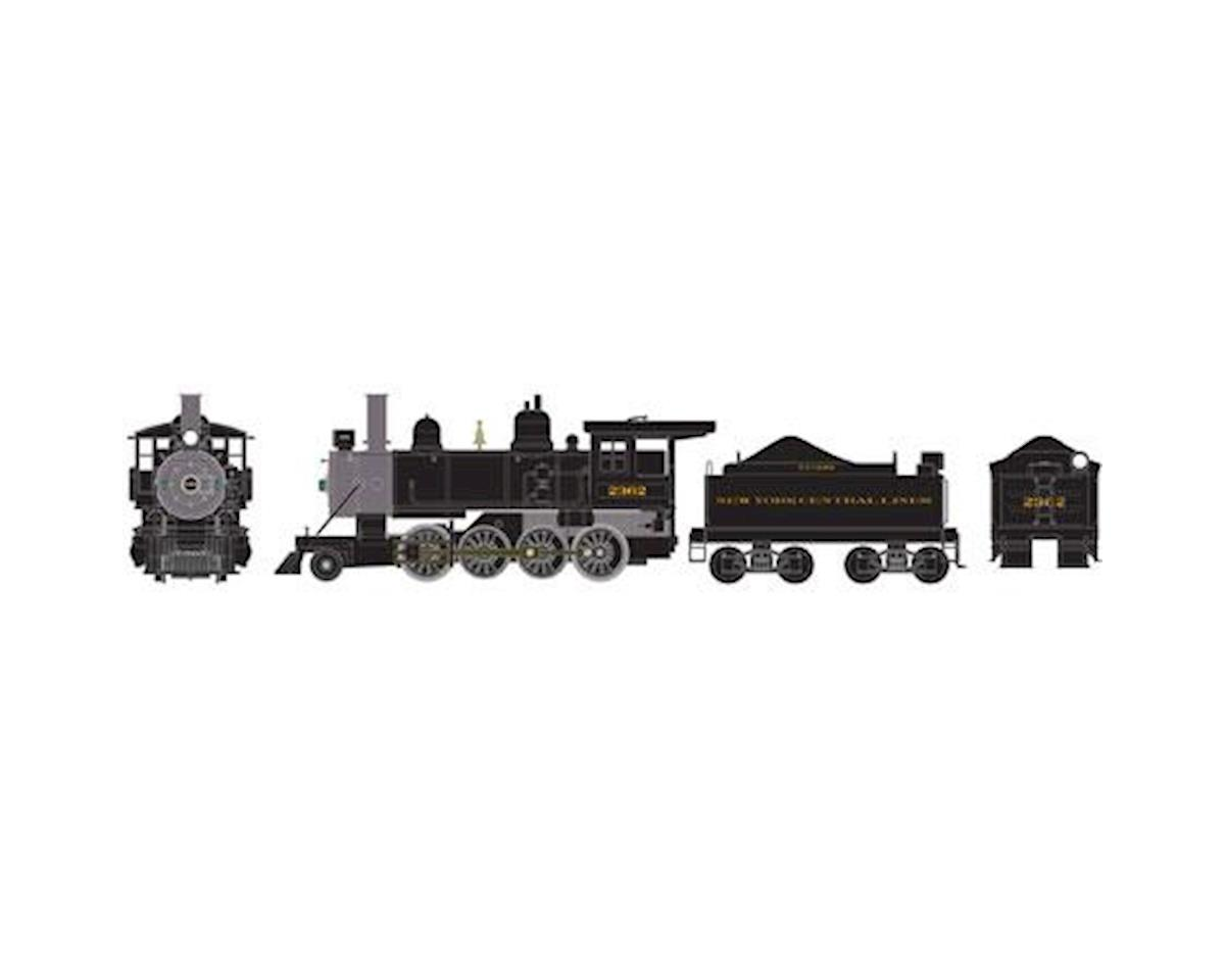 Athearn HO RTR Old Time 2-8-0 w/DCC & Sound, NYC #2362