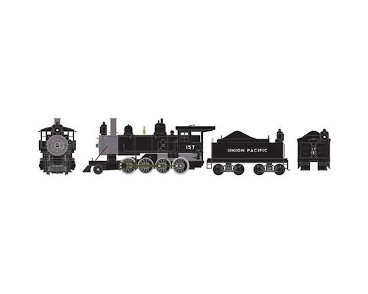 Athearn HO RTR Old Time 2-8-0 w/DCC & Sound, UP #157