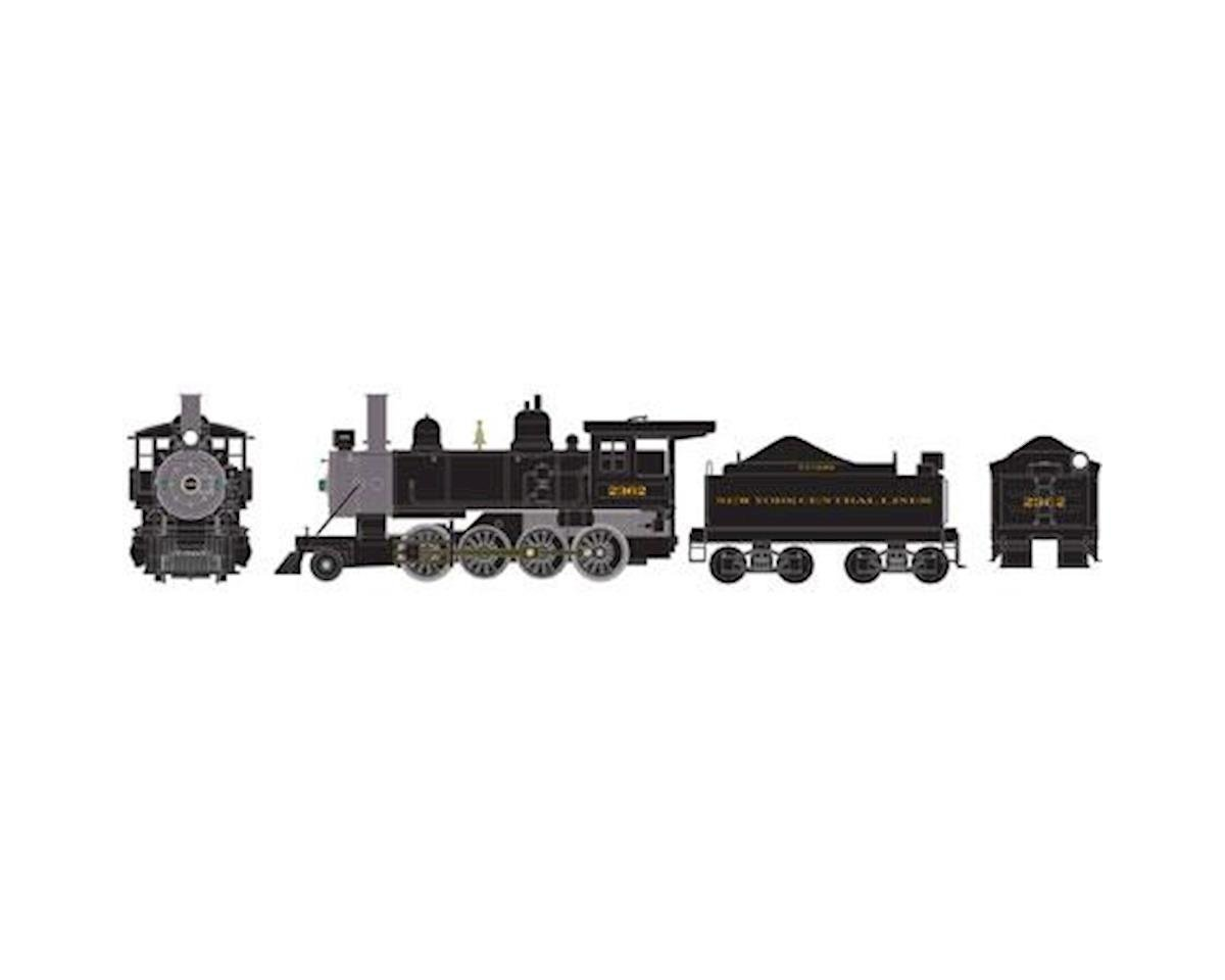 HO RTR Old Time 2-8-0, NYC #2362 by Athearn