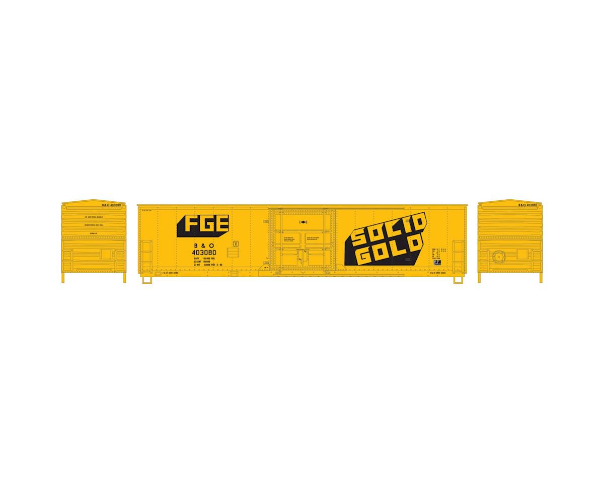 Athearn HO RTR 50' Superior Door Box, FGE/B&O #403080