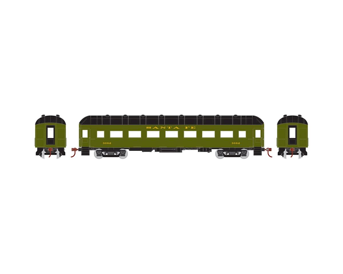 Athearn HO RTR Arch Roof Coach, SF #3062