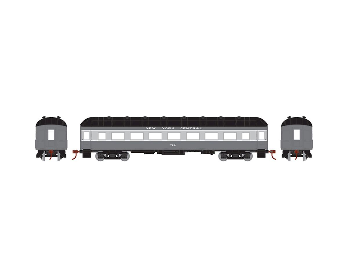 Athearn HO RTR Arch Roof Coach, NYC #720