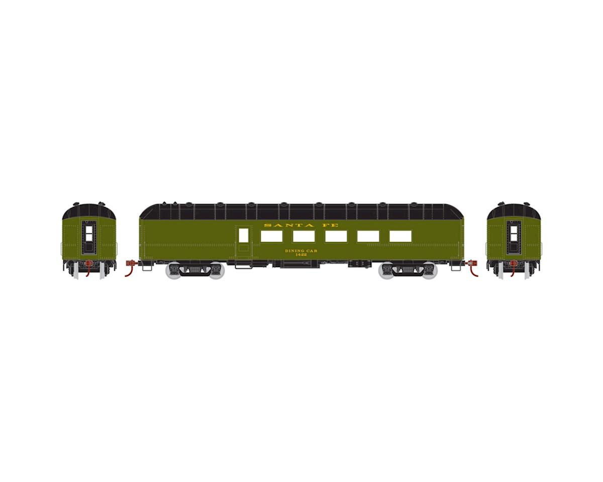 Athearn HO RTR Arch Roof Diner, SF #1422