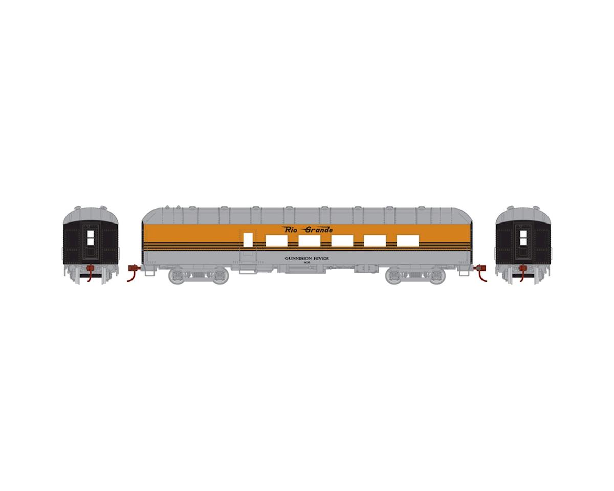 Athearn HO RTR Arch Roof Diner, D&RGW/Gunnison River805