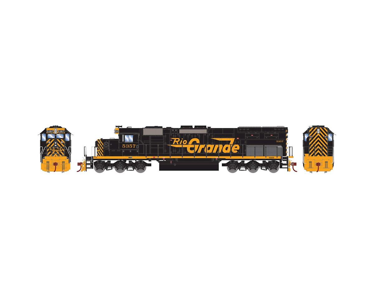 Athearn HO RTR SD40T-2, D&RGW #5357