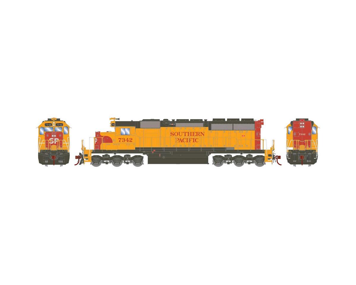 Athearn HO RTR SD40, SP/Orange #7342