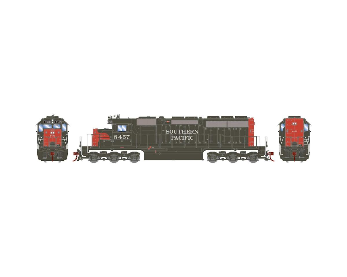 Athearn HO RTR SD40, SP/Red & Grey #8457