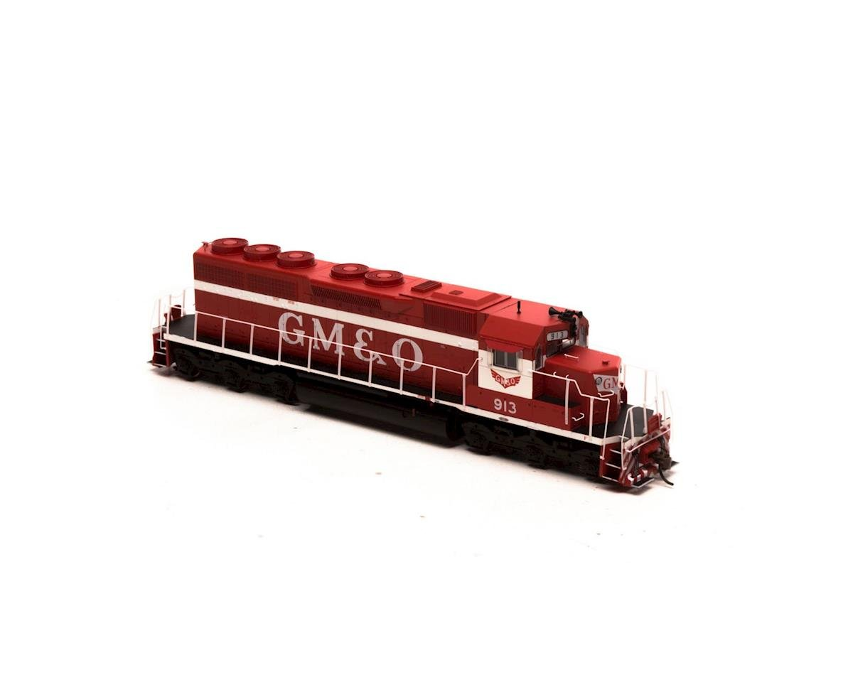 Athearn HO RTR SD40, GM&O/Red & White #913