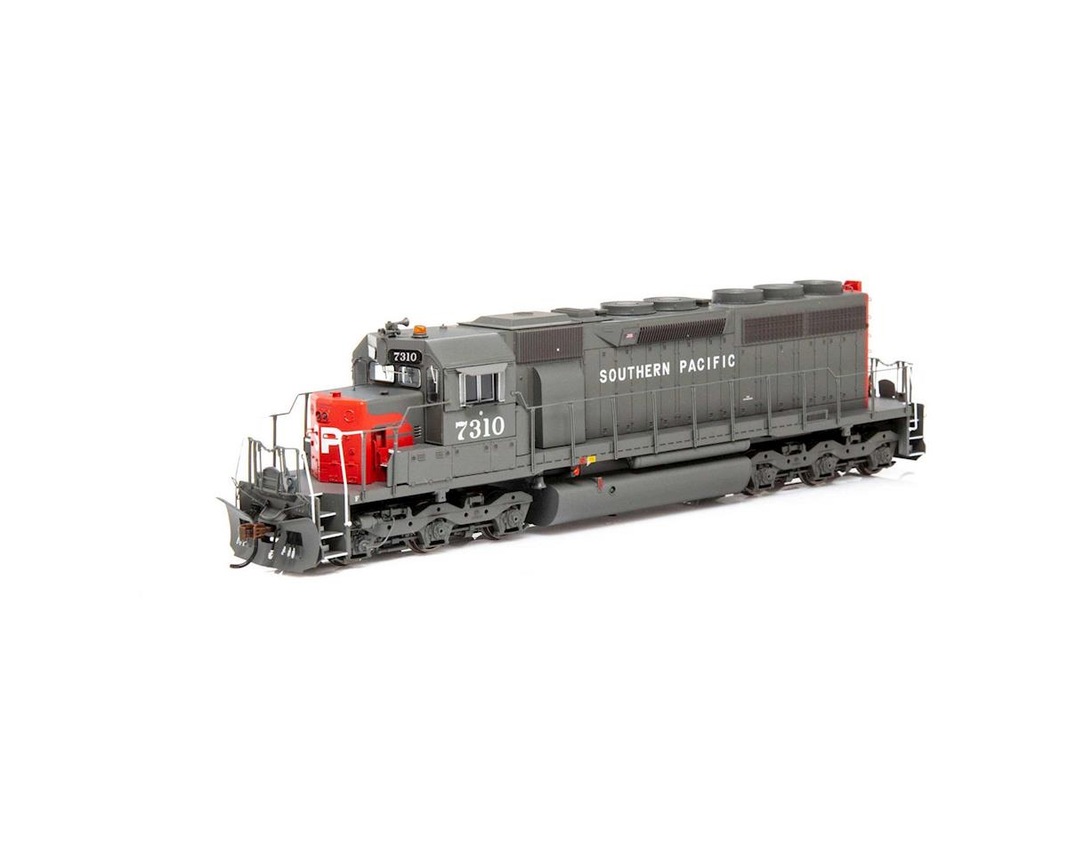 HO RTR SD40R, SP/Stencil Lettering #7310 by Athearn