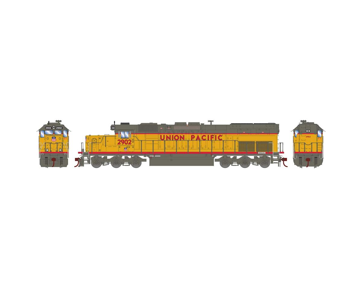 Athearn HO RTR SD40T-2 w/DCC & Sound, UP #2902