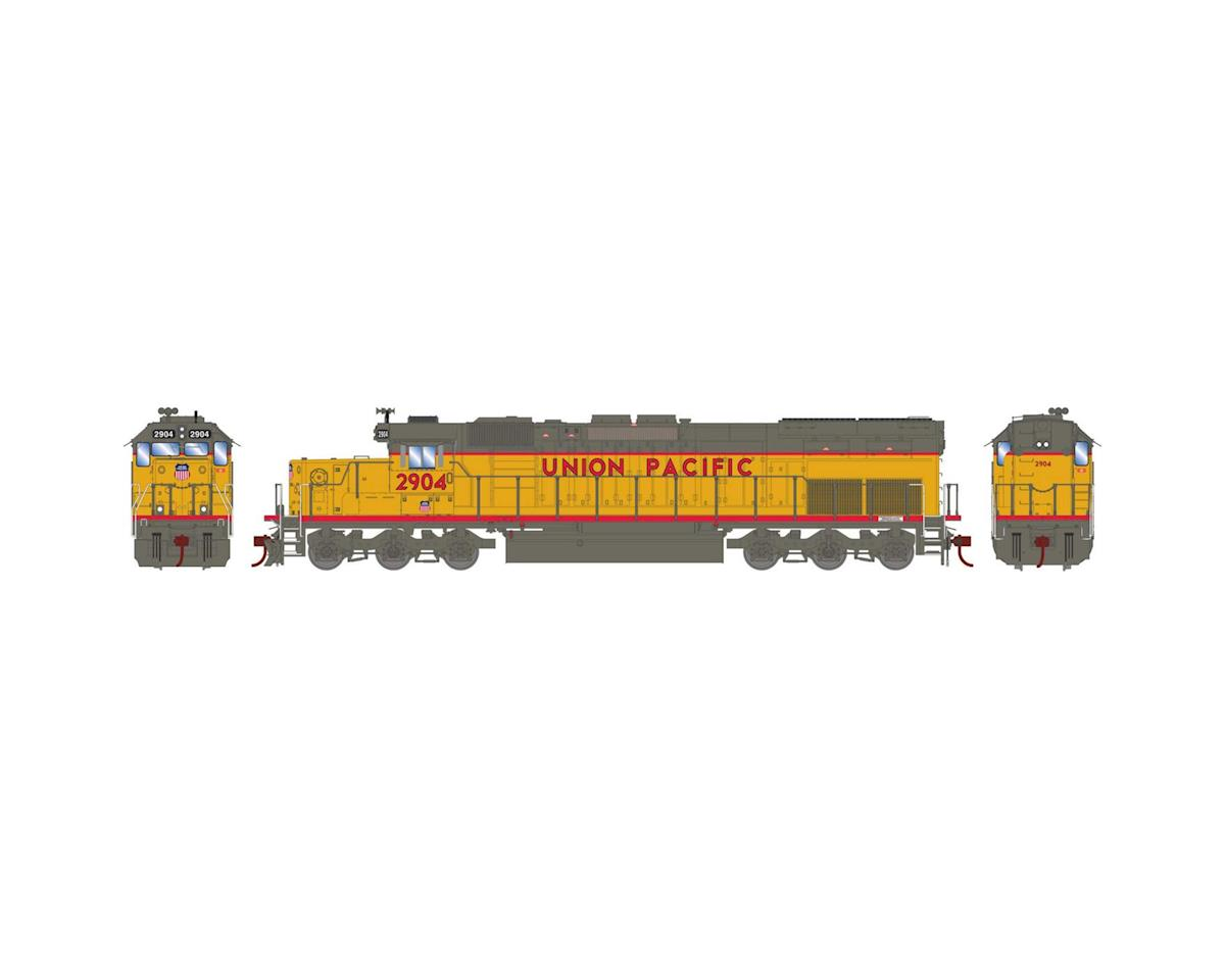 Athearn HO RTR SD40T-2 w/DCC & Sound, UP #2904