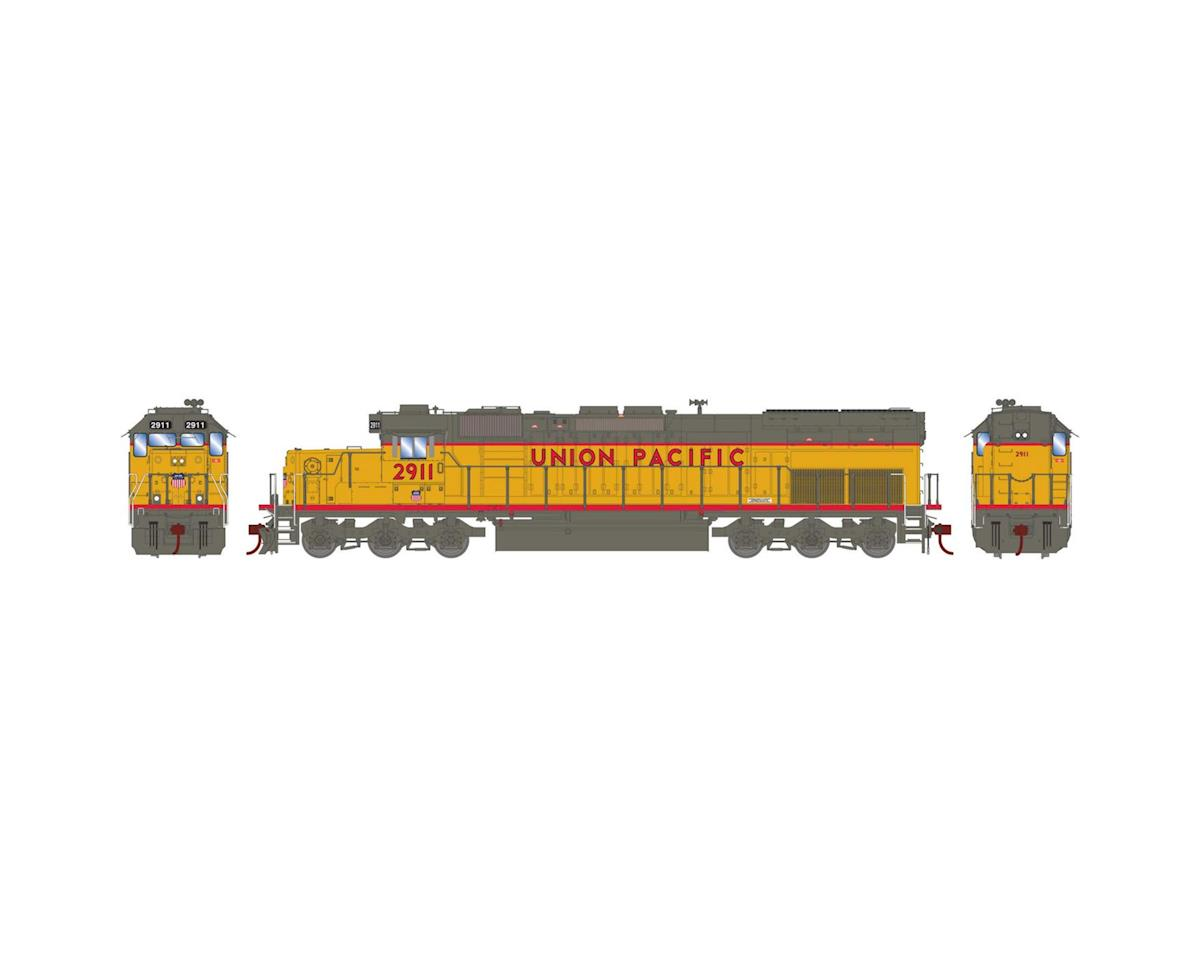Athearn HO RTR SD40T-2 w/DCC & Sound, UP #2911
