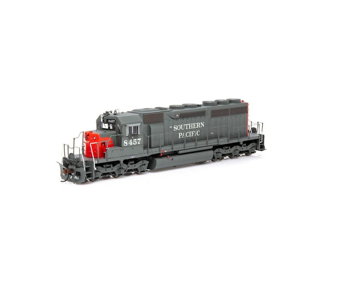 Athearn HO RTR SD40 w/DCC & Sound, SP/Red & Grey #8457