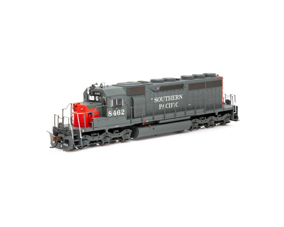Athearn HO RTR SD40 w/DCC & Sound, SP/Red & Grey #8462