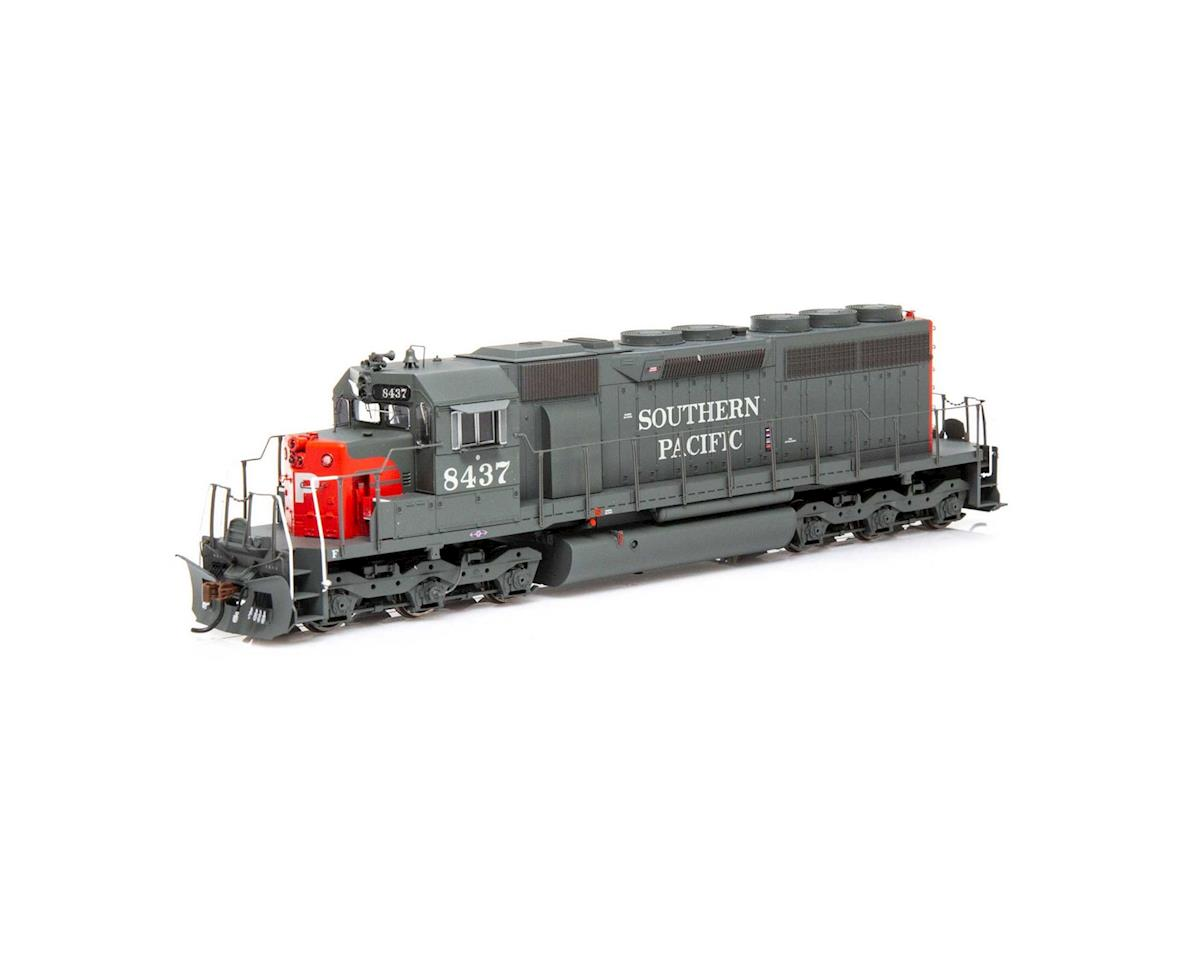 Athearn HO RTR SD40/DCC & SND,SP/Red/Grey/SP on Nose #8437