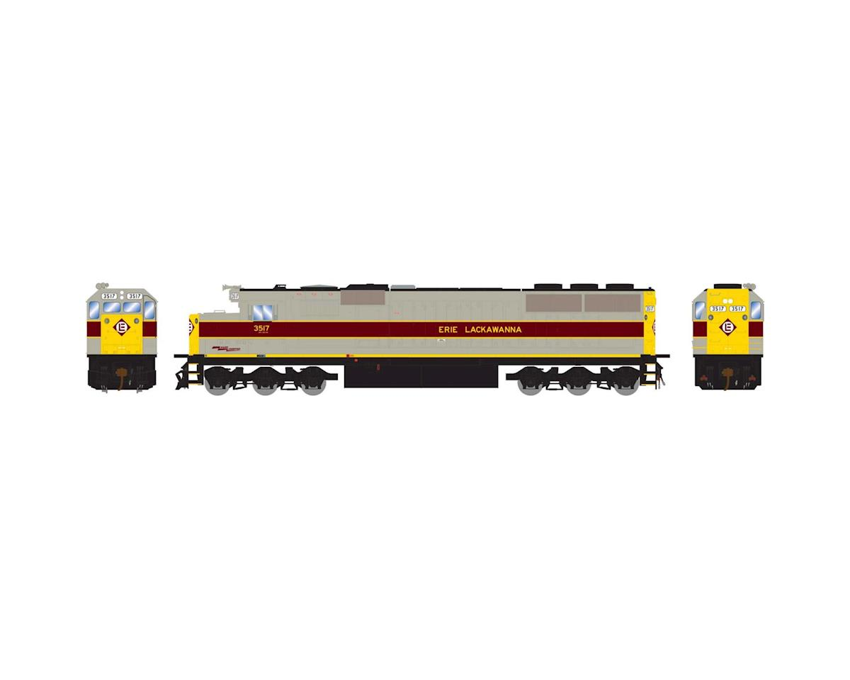 HO RTR SD50 w/DCC & Sound, EL #3517 by Athearn