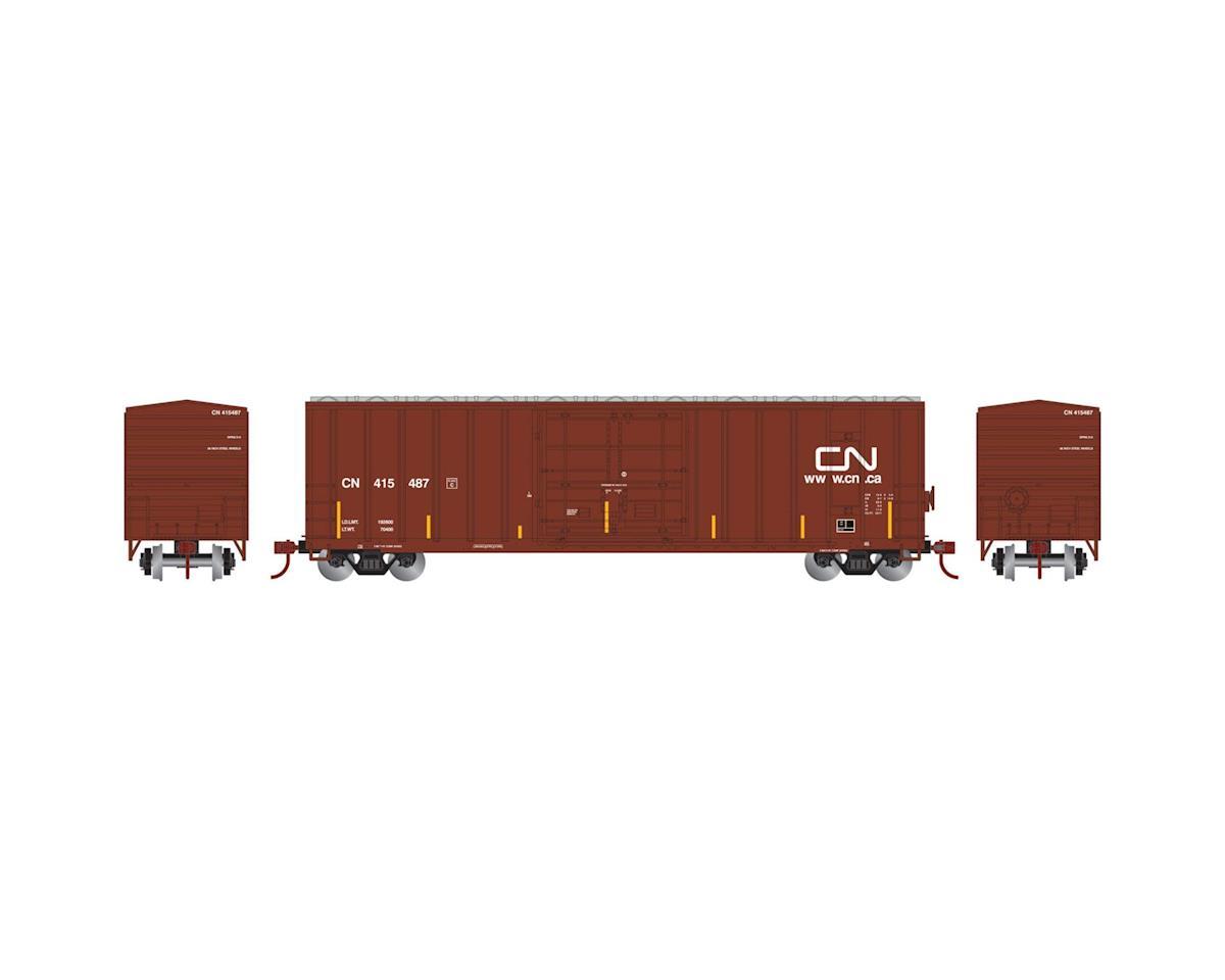 Athearn HO RTR 50' FMC Superior Plug Door Box, CN #415487