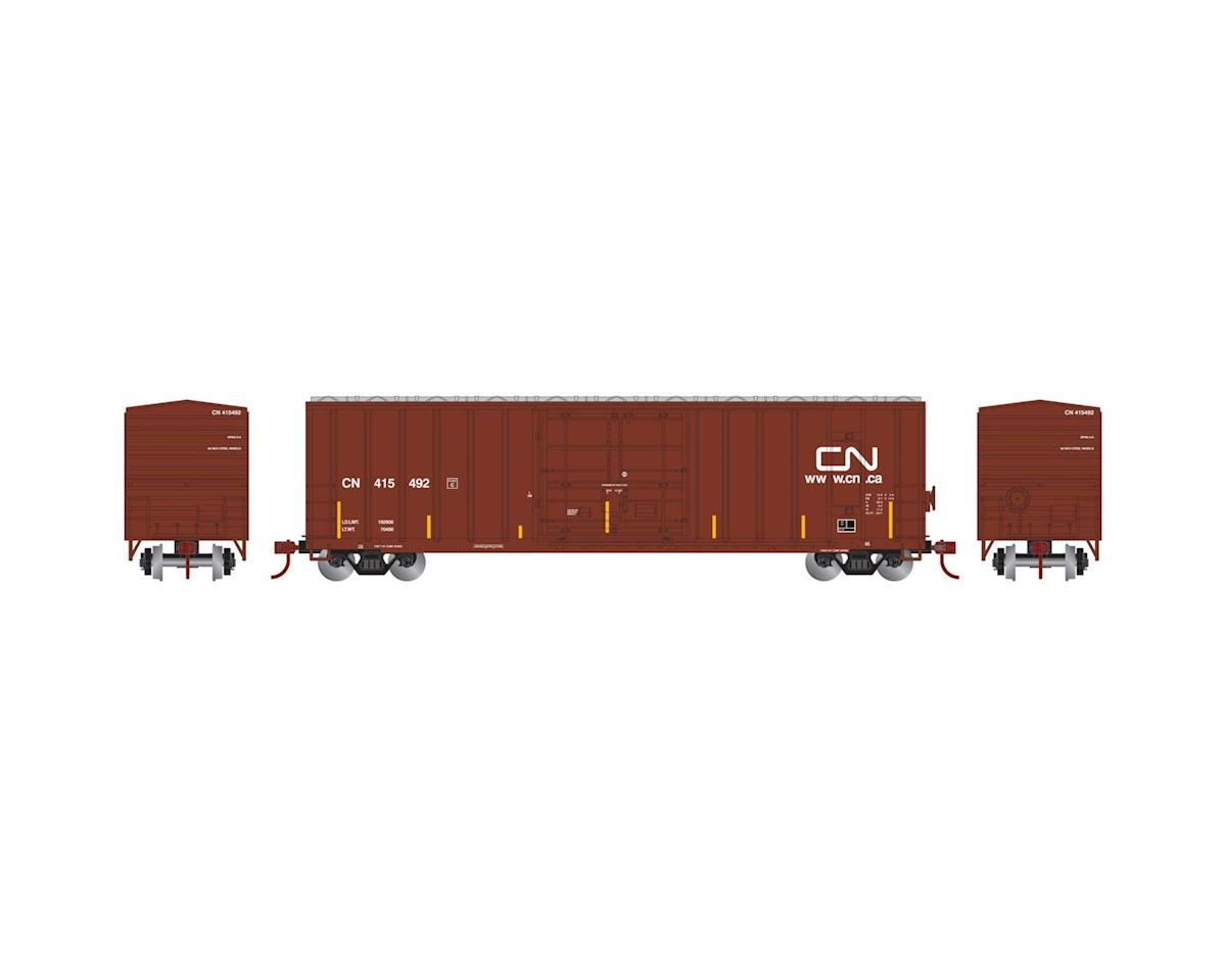 Athearn HO RTR 50' FMC Superior Plug Door Box, CN #415492