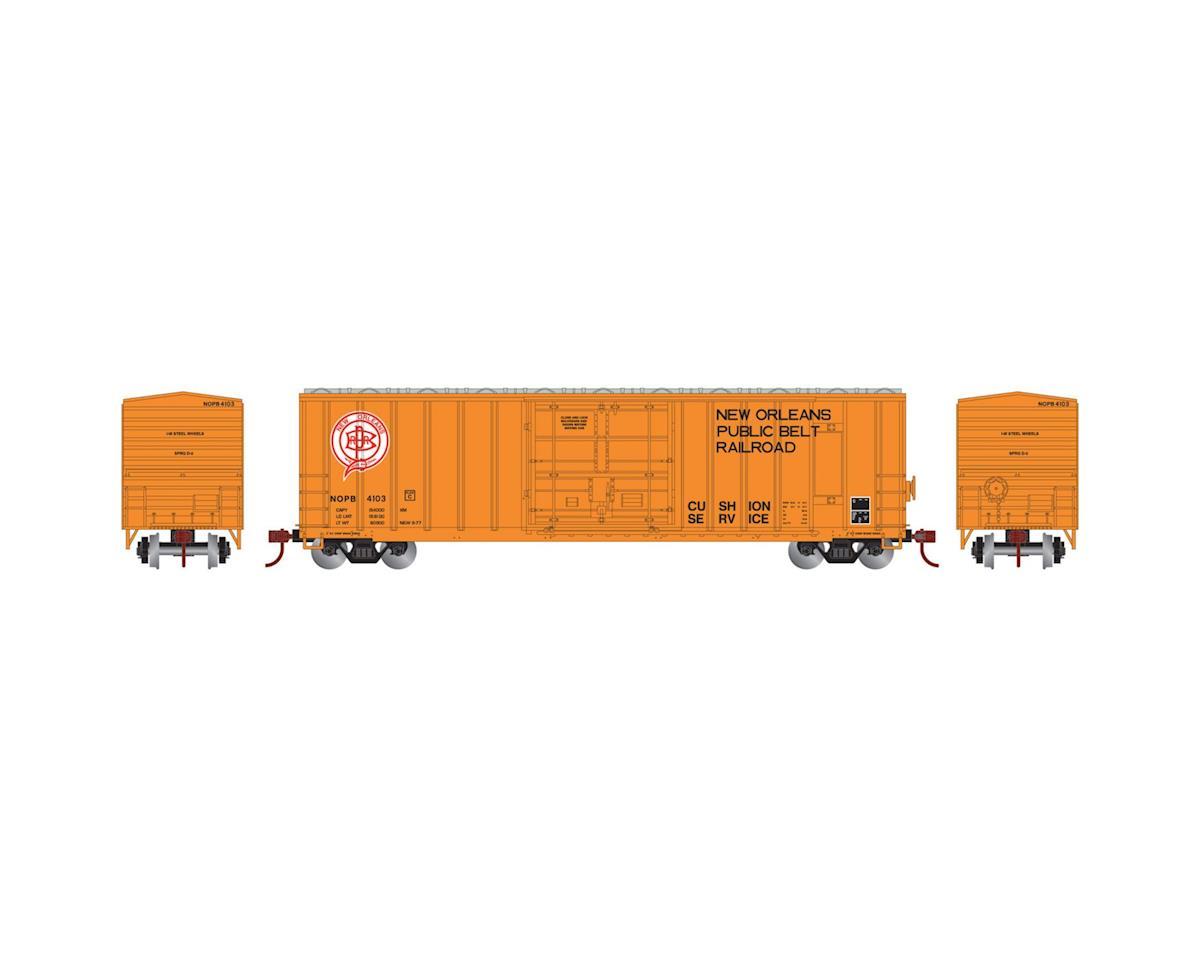 HO RTR 50' FMC Superior Plug Door Box, NOPB #4103 by Athearn
