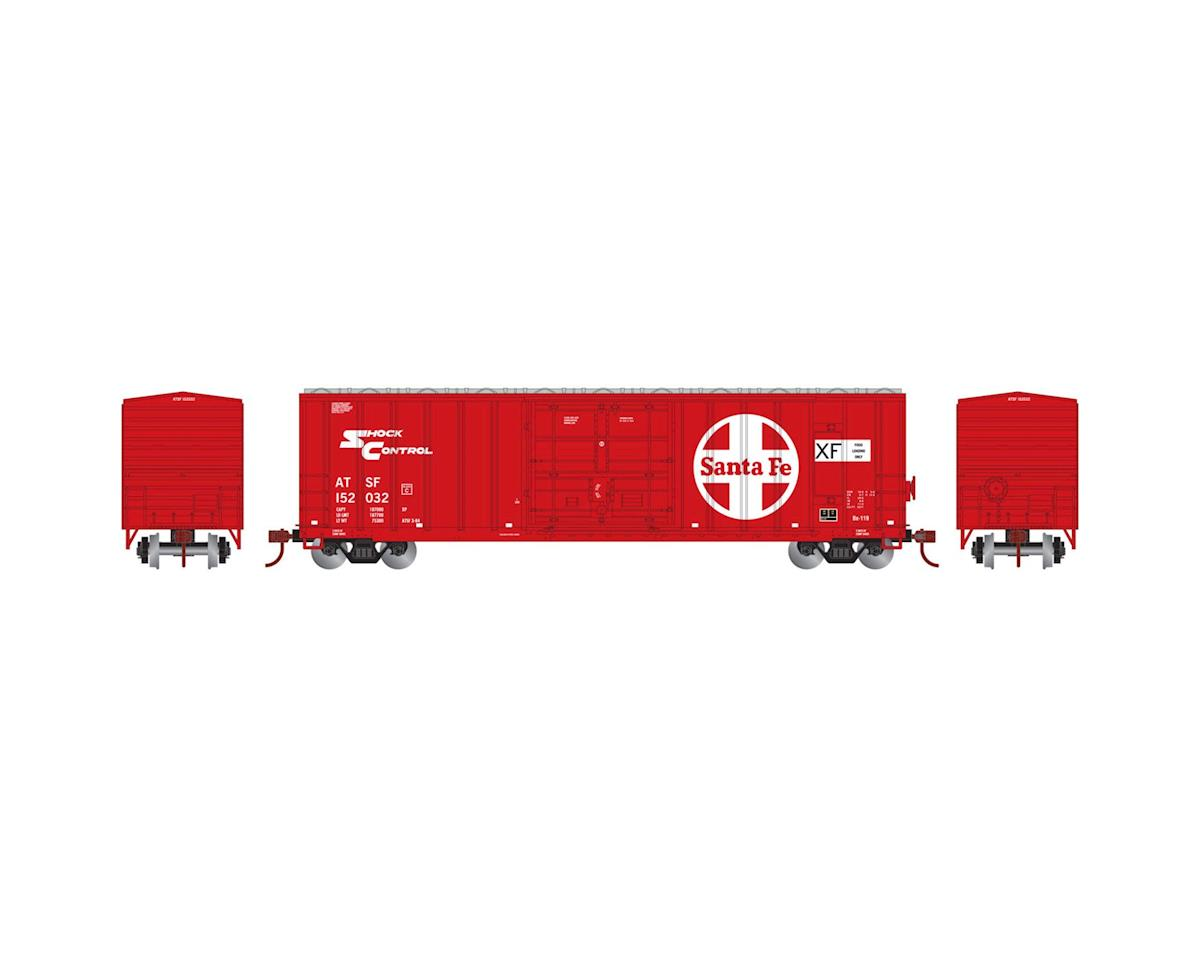 Athearn HO RTR 50' FMC Superior Plug Door Box, SF #152032