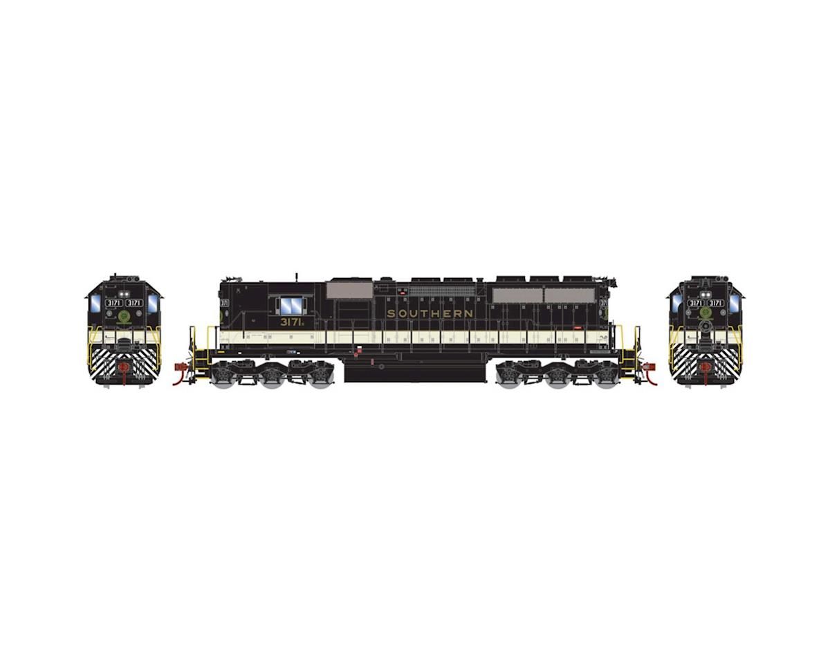 Athearn HO RTR SD40, SOU/Black/Off white #3171 R