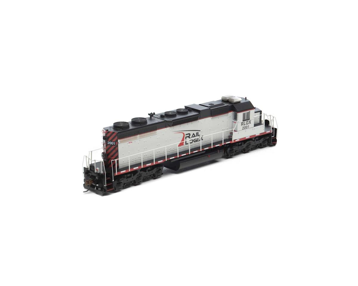 Athearn HO RTR SD38AC, Rail Logix #2001