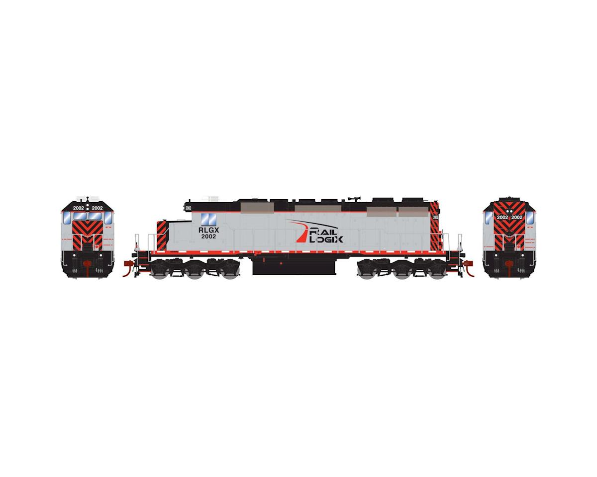 Athearn HO RTR SD38AC, Rail Logix #2002