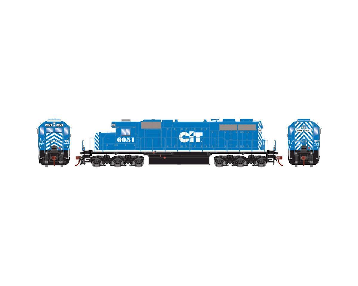 Athearn HO RTR SD38 w/DCC & Sound, CITX #6051