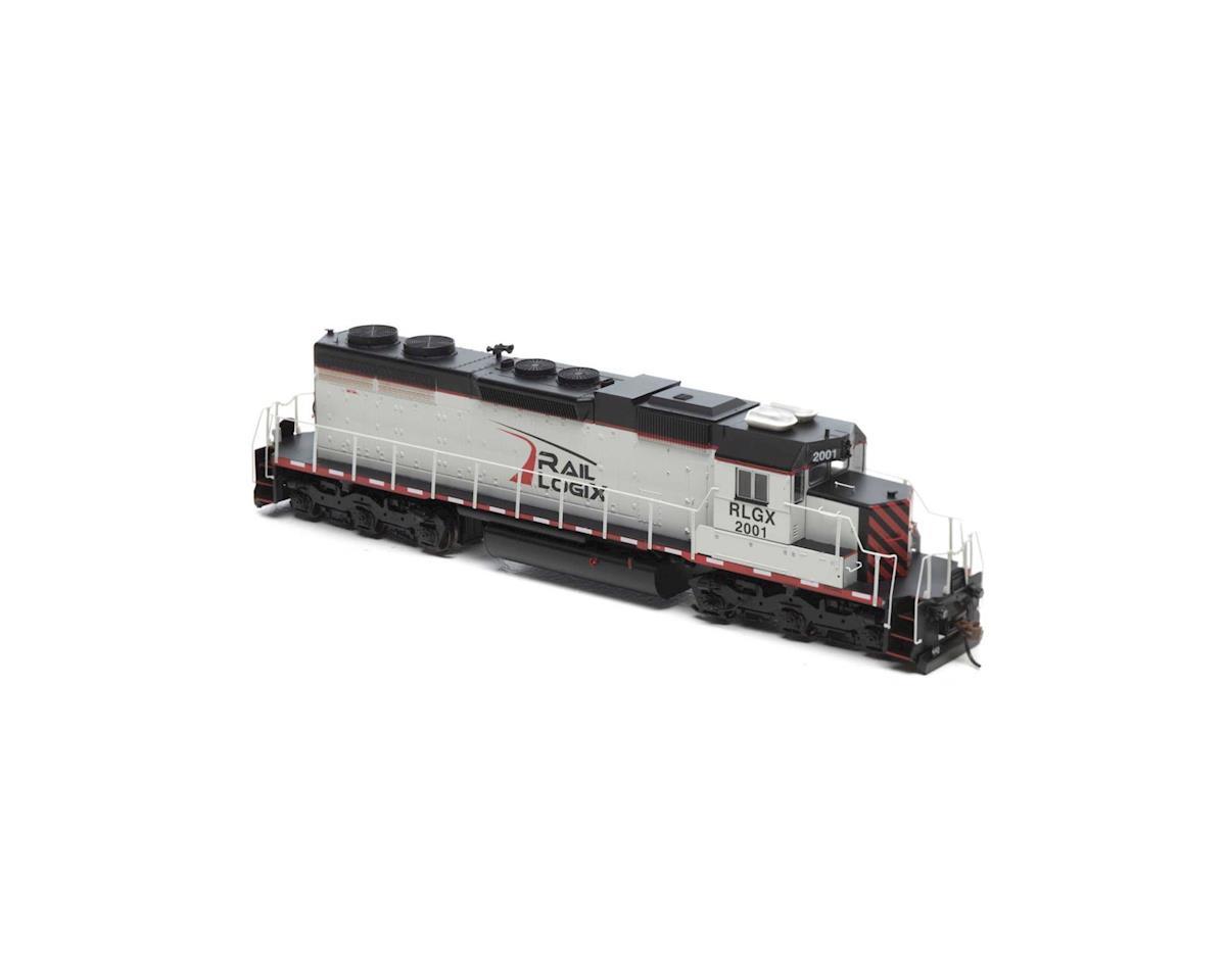 Athearn HO RTR SD38AC w/DCC & Sound, Rail Logix #2001