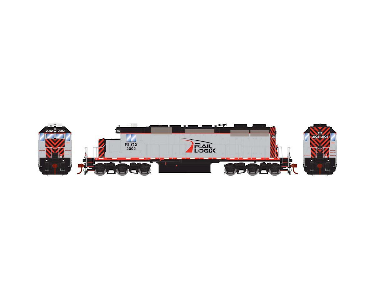 Athearn HO RTR SD38AC w/DCC & Sound, Rail Logix #2002