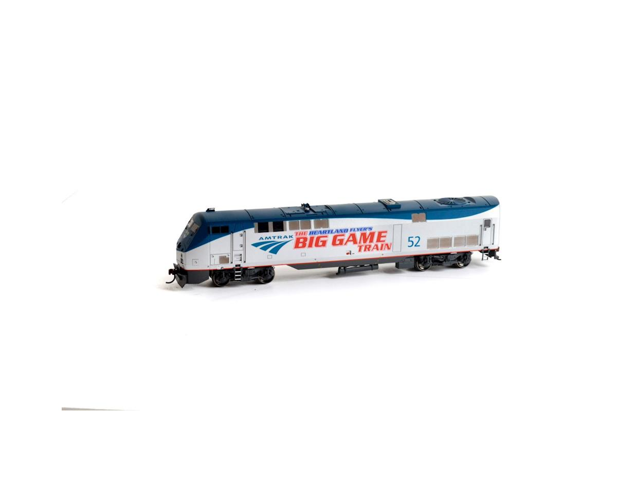 Athearn HO RTR AMD103/P42,Amtrak/Phase V Big Game Train#52