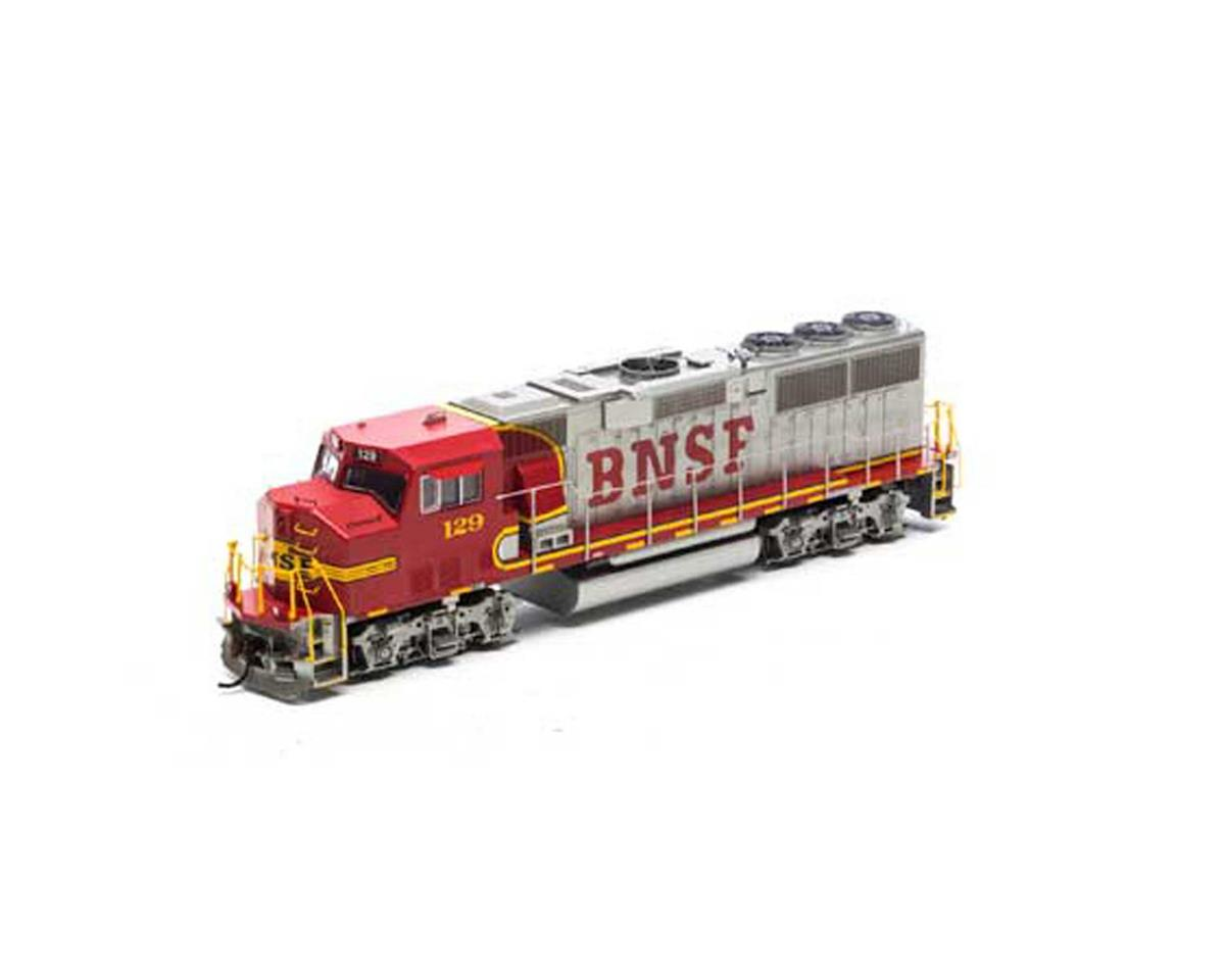 Athearn HO RTR GP60M, BNSF/Red, Silver #129