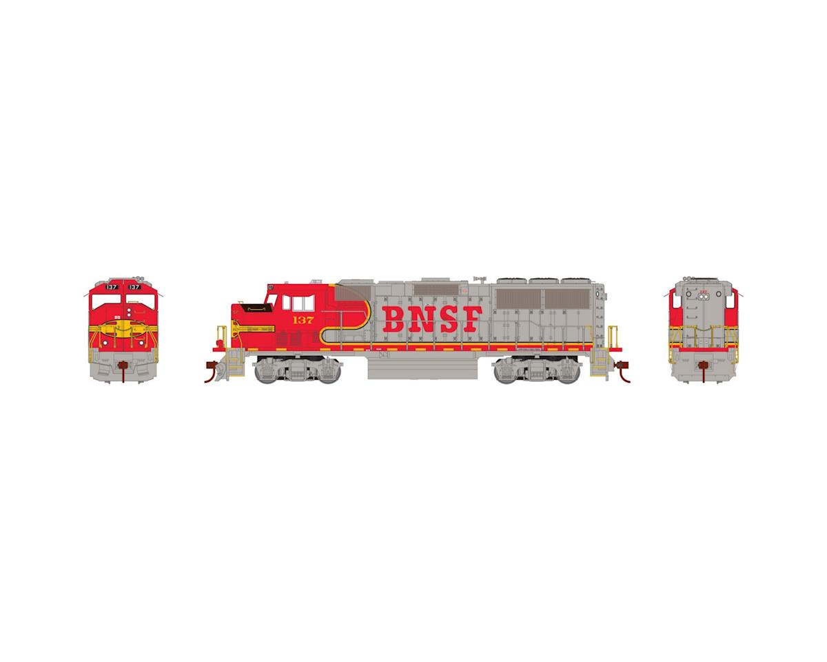 Athearn HO RTR GP60M, BNSF/Red, Silver #137