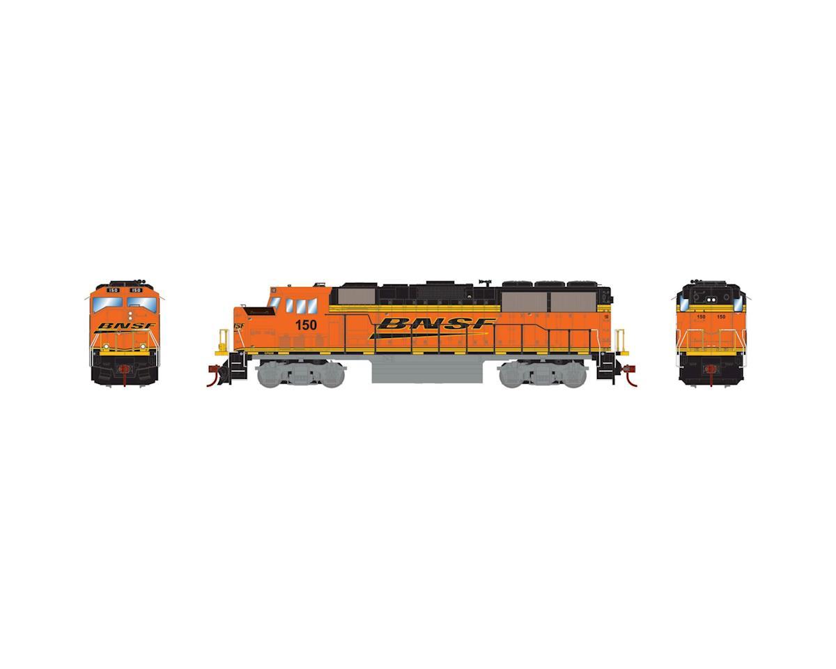 Athearn HO RTR GP60M, BNSF/Green, Orange #150