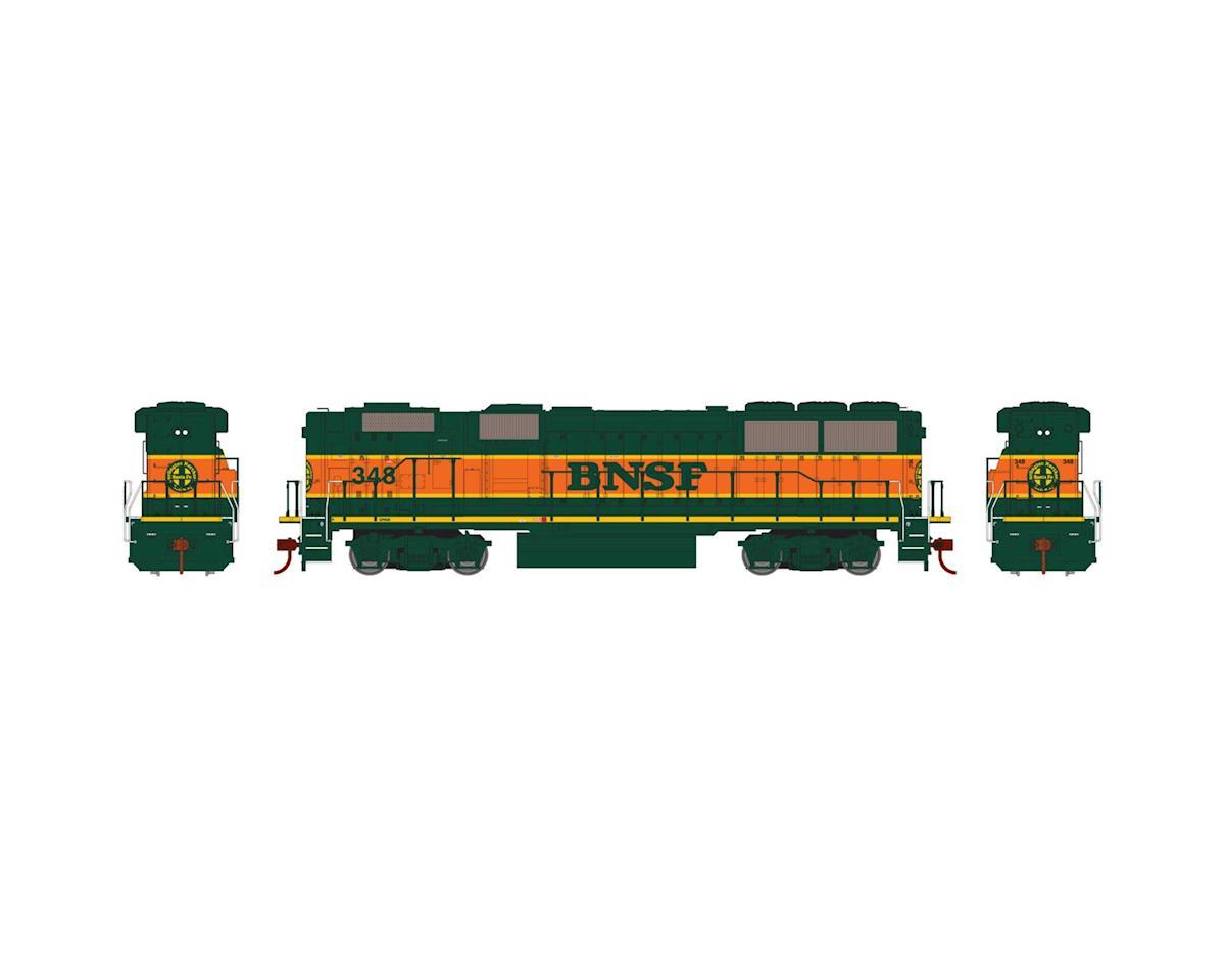 HO RTR GP60B, BNSF #338 by Athearn