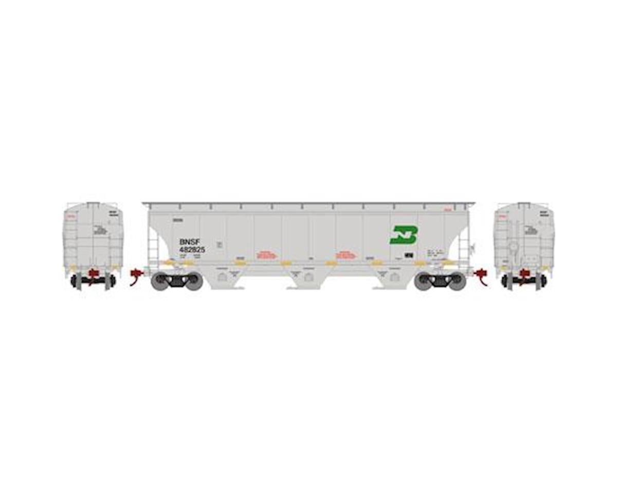 HO RTR Trinity 3-Bay Hopper,BNSF/BN/Legacy #485059 by Athearn