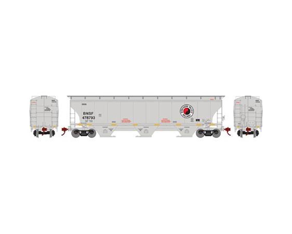 Athearn HO RTR Trinity 3-Bay Hopper,BNSF/NP/Legacy #478793
