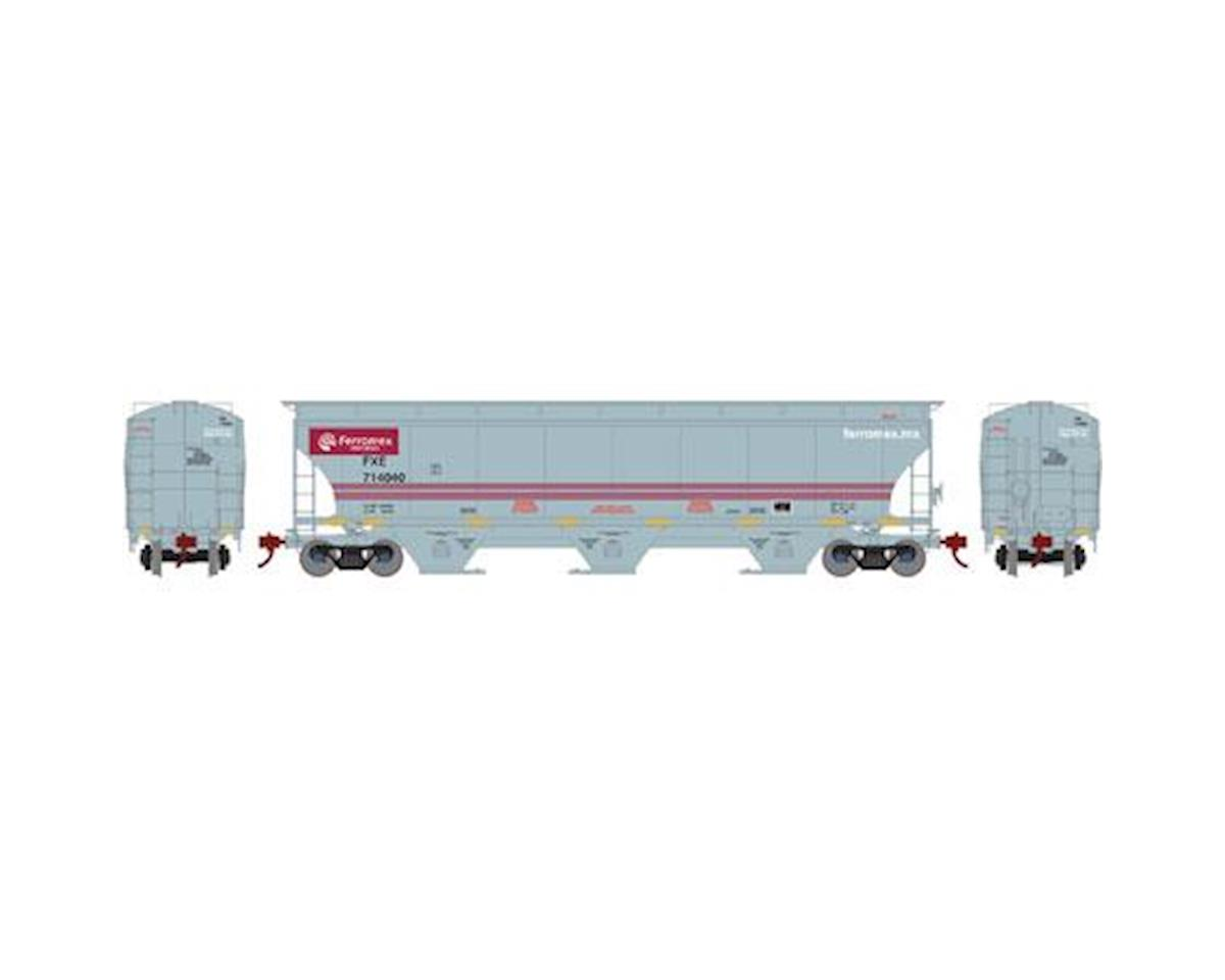 Athearn HO RTR Trinity 3-Bay Covered Hopper, FROMX #714040