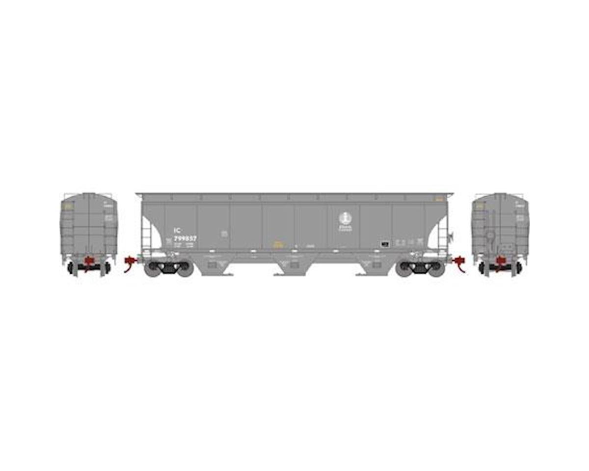 Athearn HO RTR Trinity 3-Bay Covered Hopper, IC #799857
