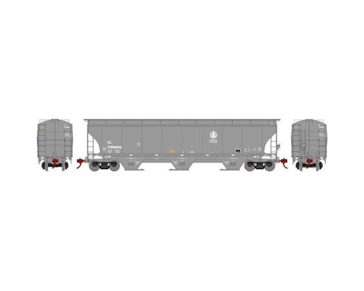 Athearn HO RTR Trinity 3-Bay Covered Hopper, IC #799896