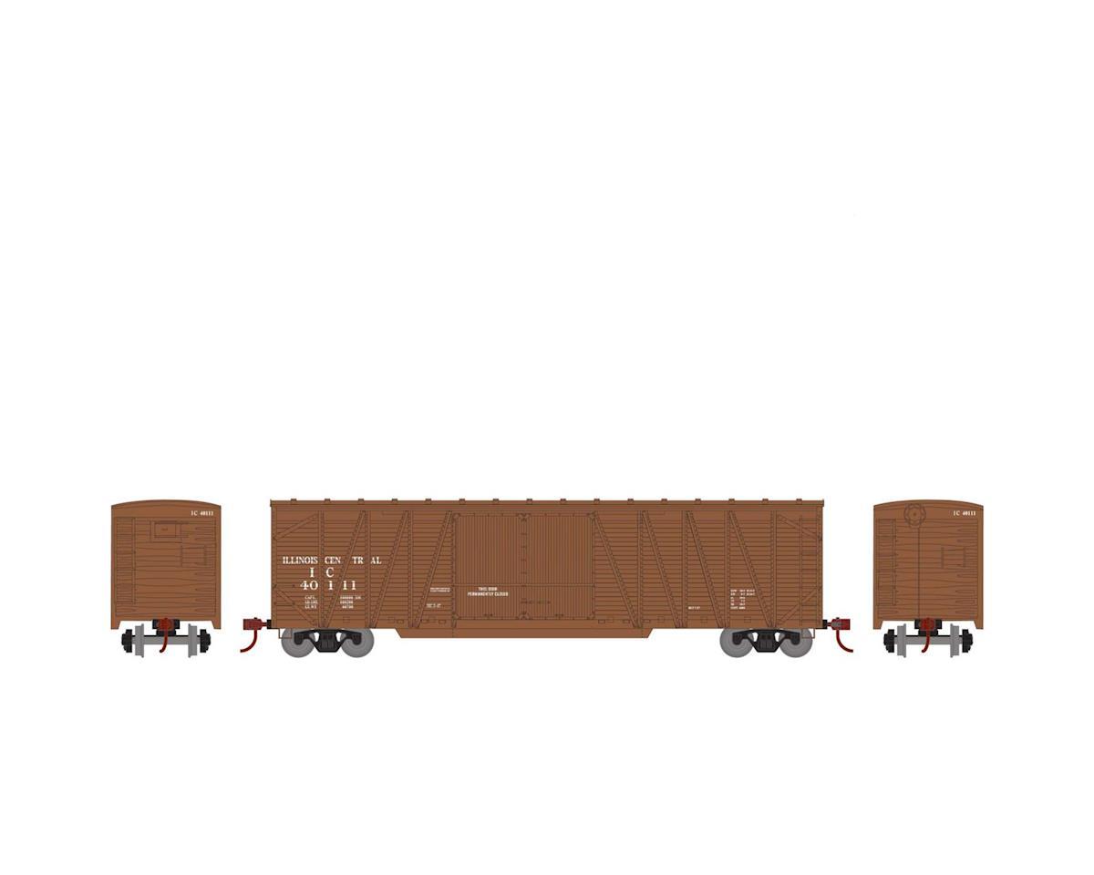 Athearn HO RTR 50' Single Sheathed Box, IC #40111
