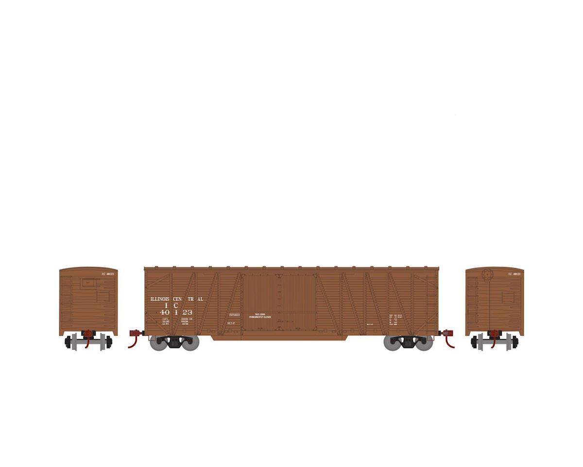 Athearn HO RTR 50' Single Sheathed Box, IC #40123