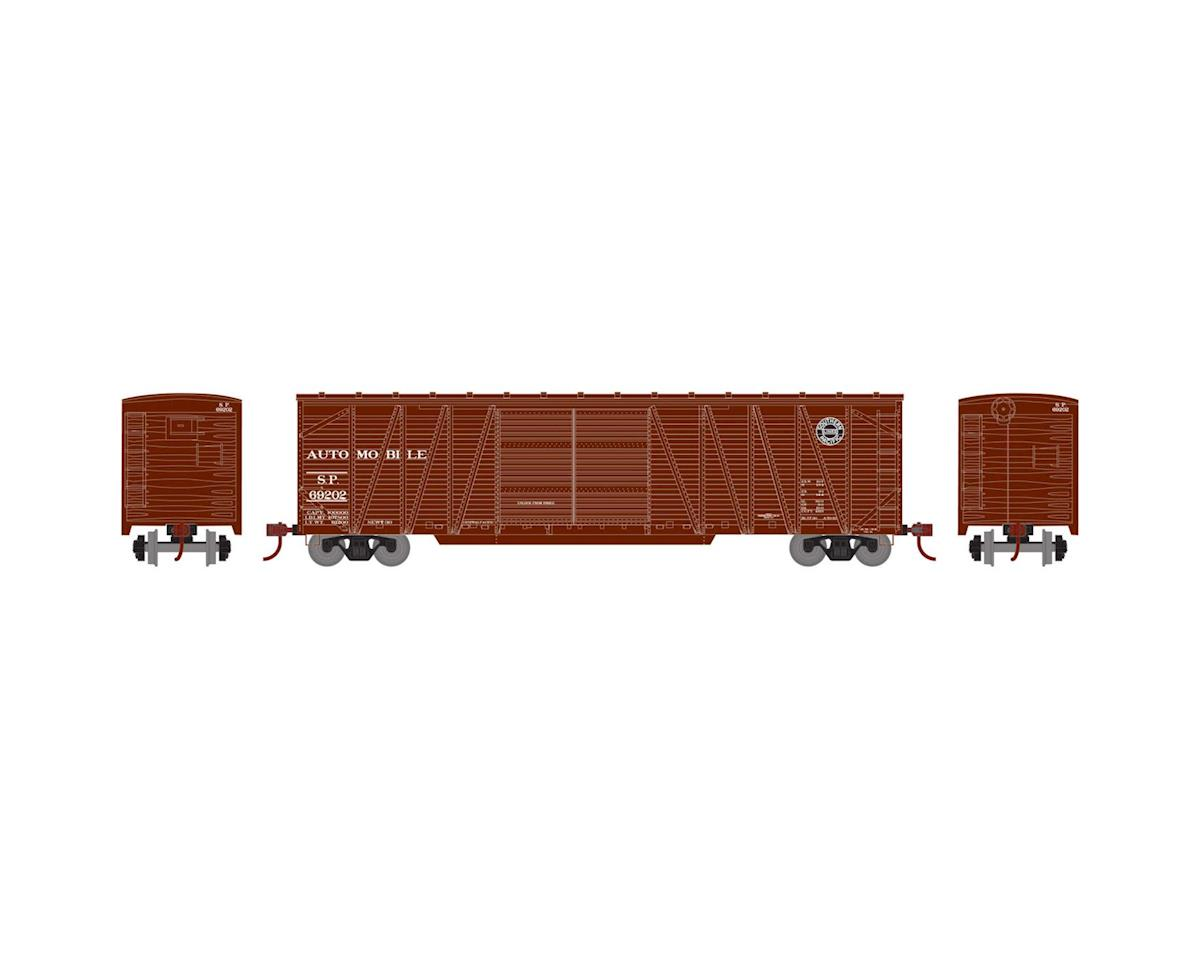 Athearn HO RTR 50' Single Sheathed Box, SP #69202