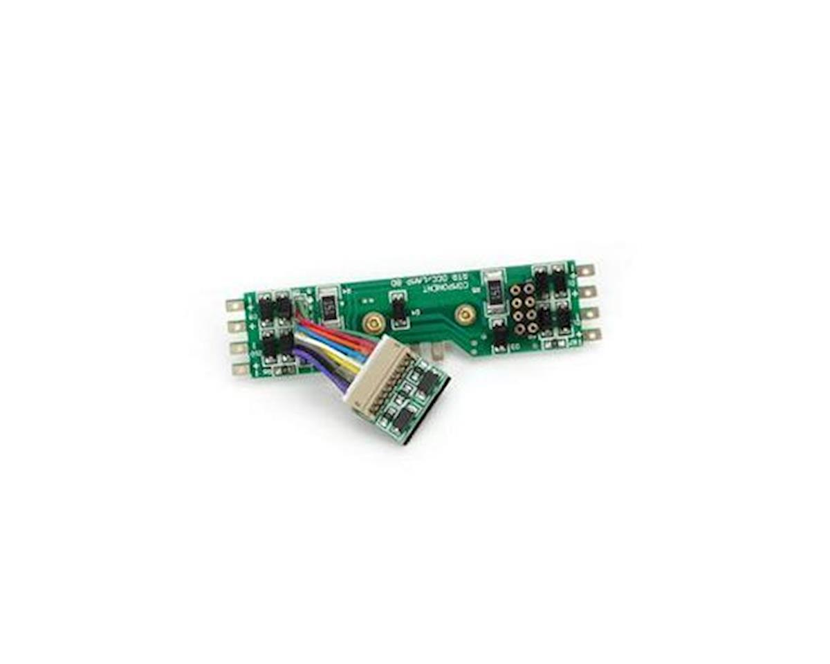 HO DCC ADAPTER BOARD, LOCOS
