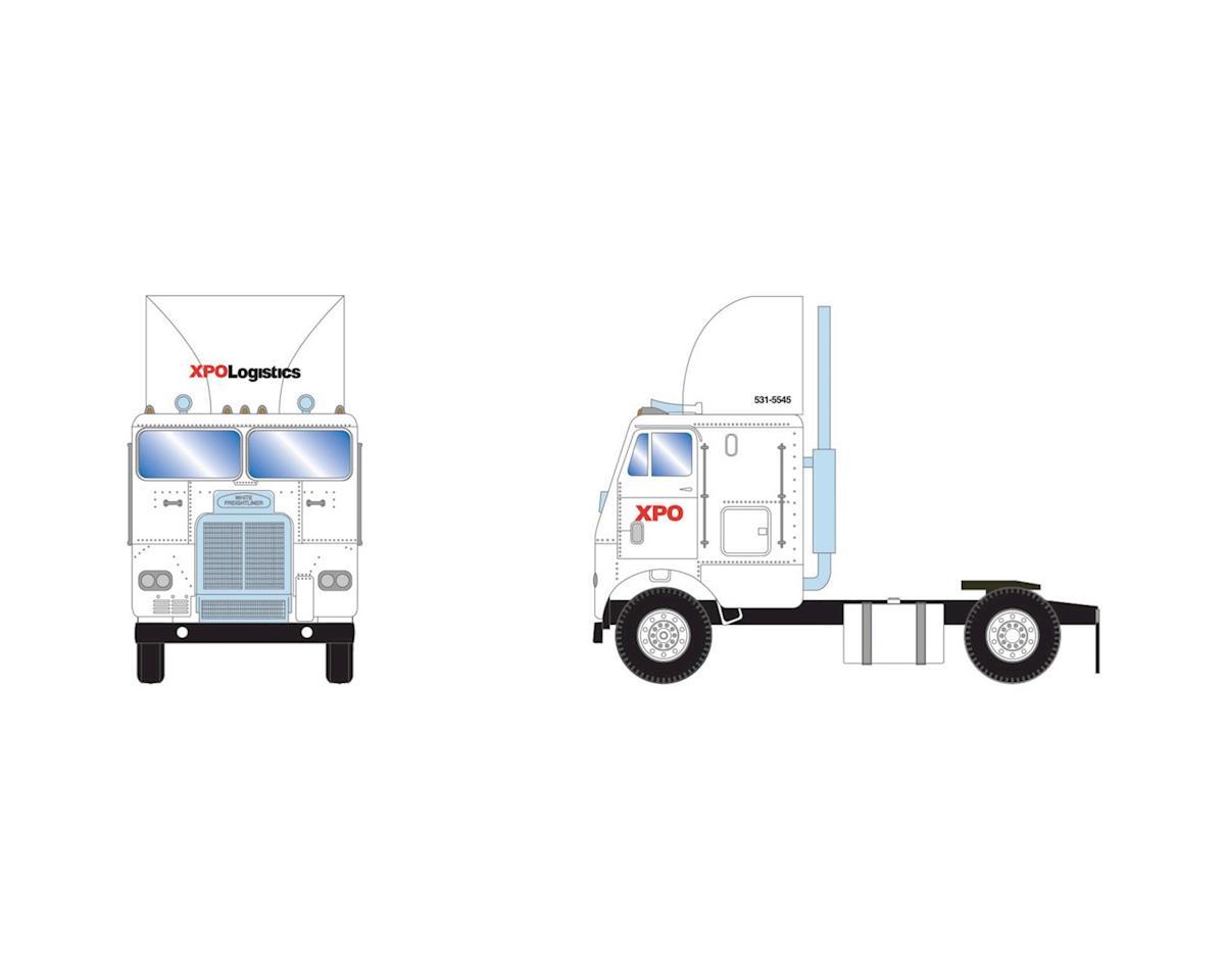 HO RTR FL with 2 Axle XPO