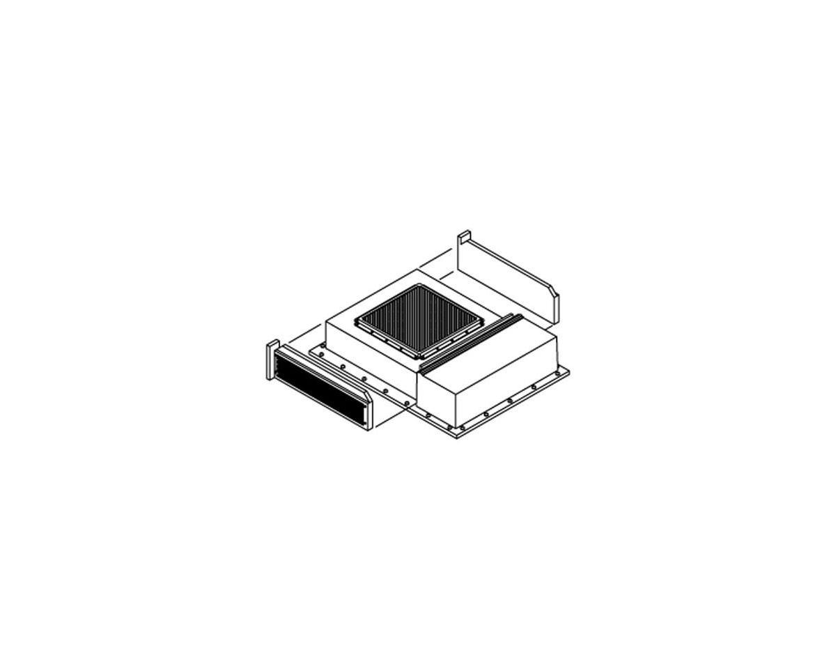 Athearn HO Vapor Air Conditioner Set (6)