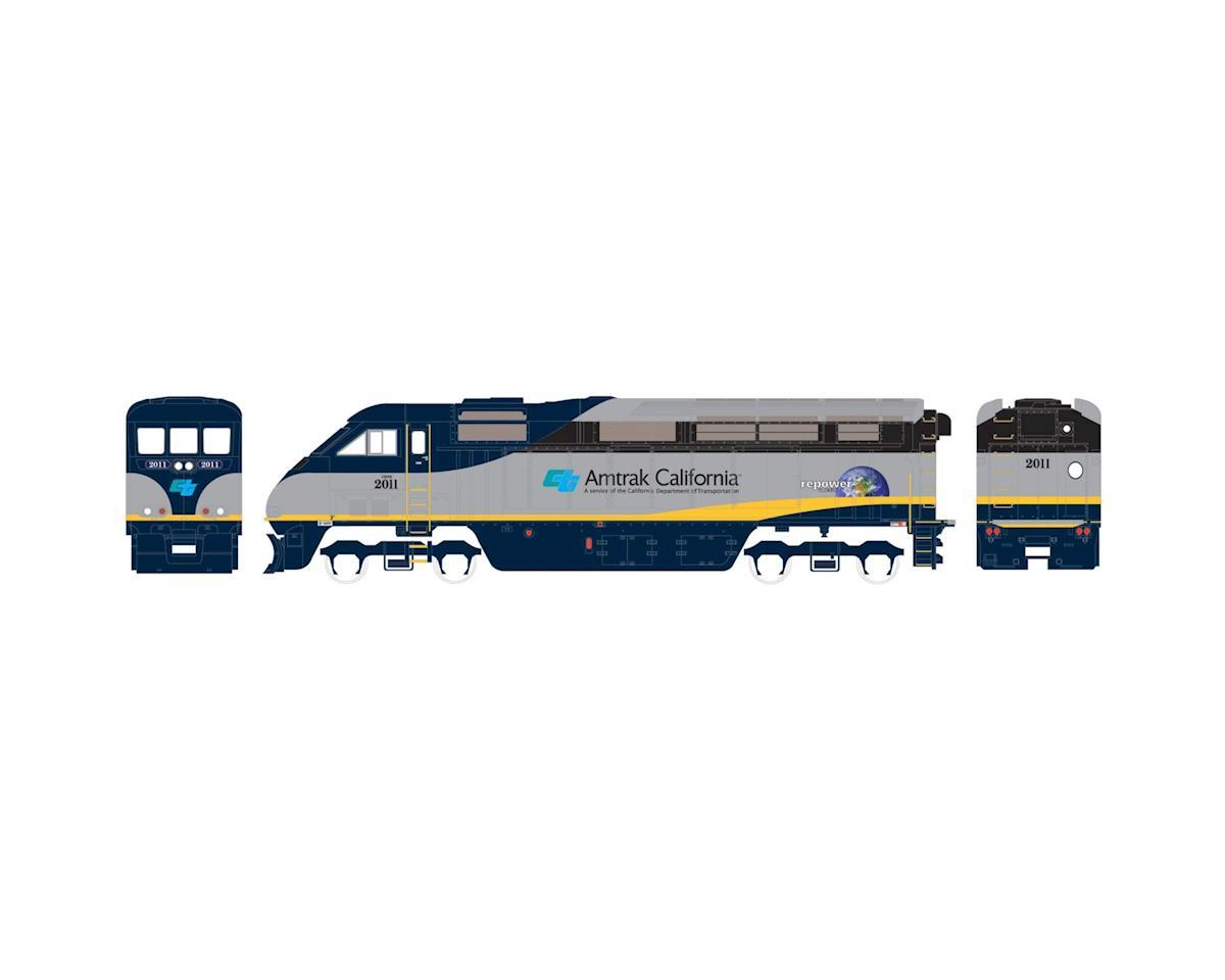 Athearn HO RTR F59PHI, Amtrak/California #2011
